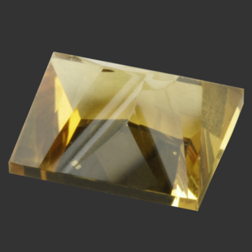 Bi-Color Citrine Kit's Wonder Cut