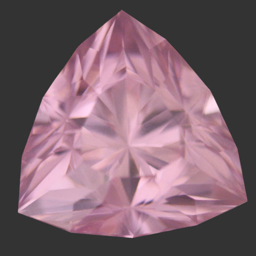 Medium Pink Cubic Zirconia