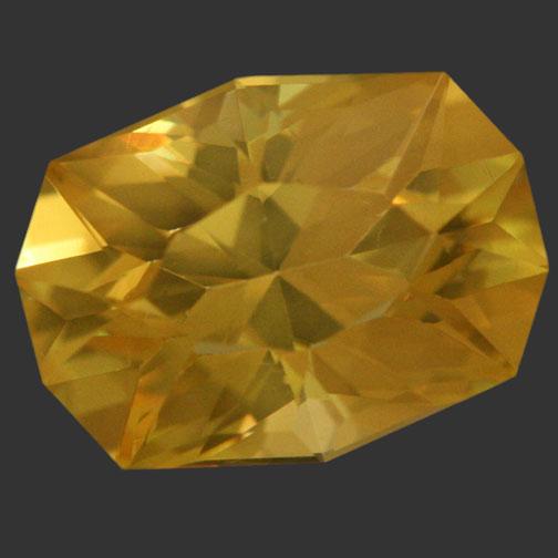 Yellow Corundum